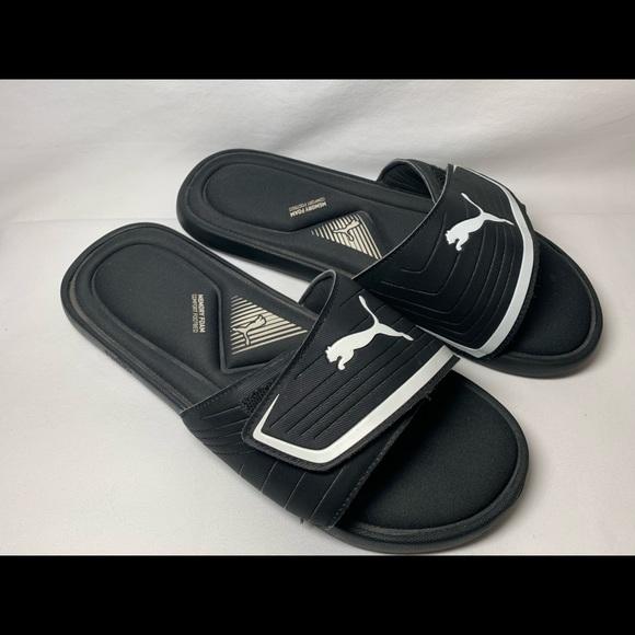 Puma Shoes   Mens Slides Sandals Slip
